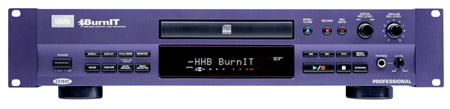 HHB 830 CD Recorder