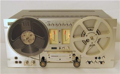 Pioneer RT-707 Reel Tape